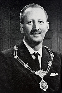 Past President, W W Galloway, 1969-1970