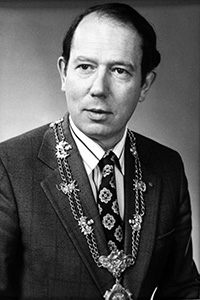 Past President, David Goodfellow, 1977-1978