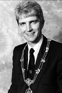 Past President, Peter J Ford, 1992-1993