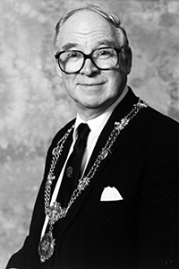 Past President, Donald A Mathieson, 1993-1994