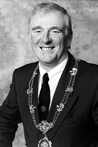Past President, James McPhie, 1994-1995