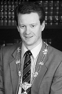 Past President, Alan Marr, 2002-2003