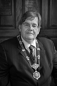 Past President, Alan Stuart, 2010-2011