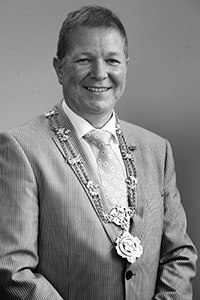 Past President, Gordon McGhee, 2012-2014