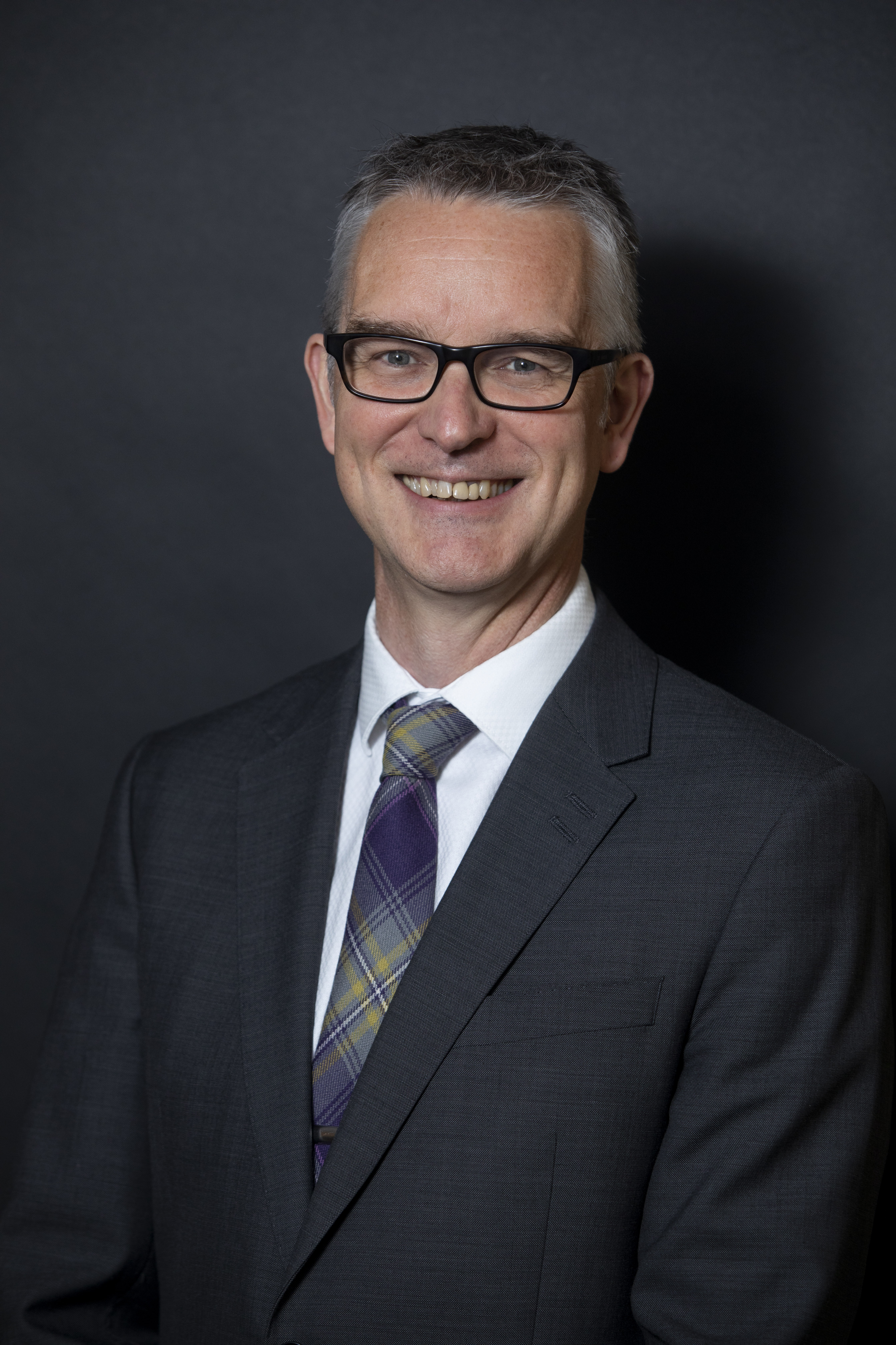 Alasdair Smith, Chief Executive