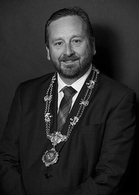Past President, Craig McPhie, 2016-2018