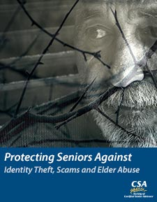 protecting seniors from scams