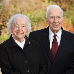 Fred and Lena Meijer