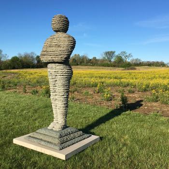 Boaz Vaadia. Photo: Josephine Sculpture Park