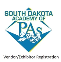 Vendor/Exhibitor SDAPA 2020  Summer/Fall Conference