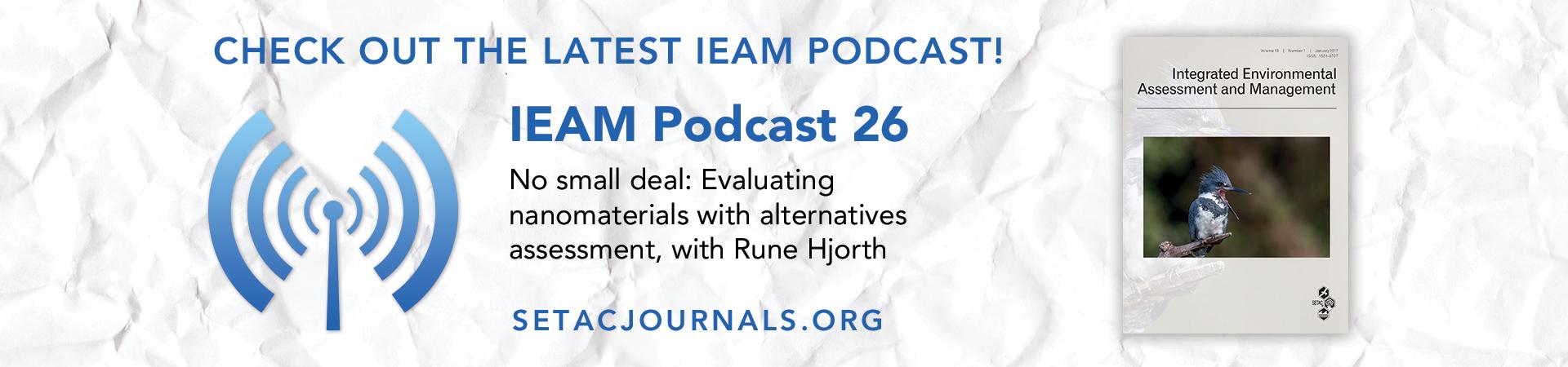 IEAM Podcast