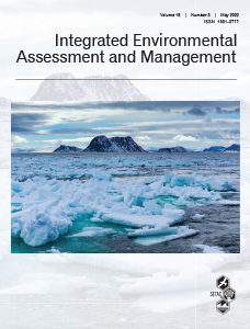 Integrated Env Assessment and Management cover