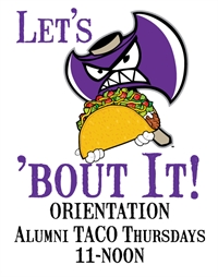 Taco Thursdays with Alumni Affairs
