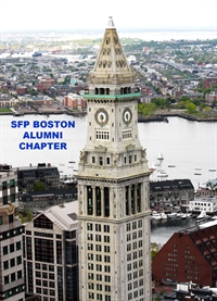 Greater Boston Area Alumni Chapter Reception