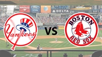 Greater Boston Area Alumni Chapter Reception & Game: Yankees vs. Boston Red Sox