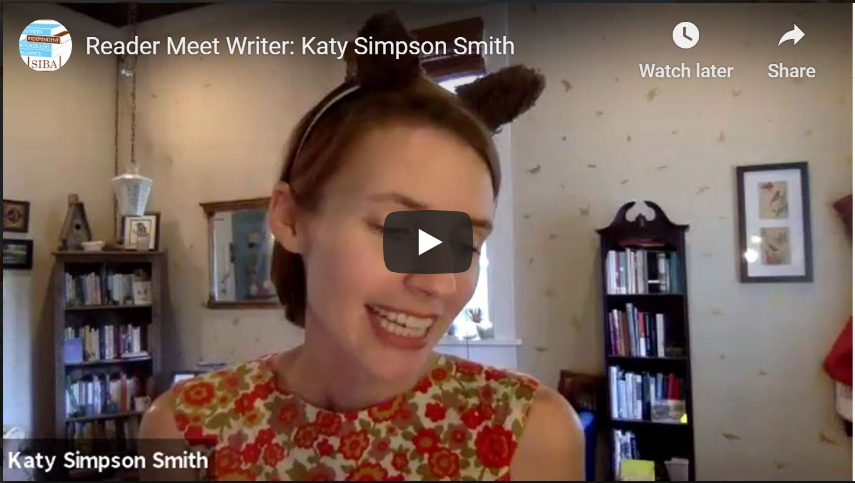 Reader Meet Writer: Katy Simpson Smith