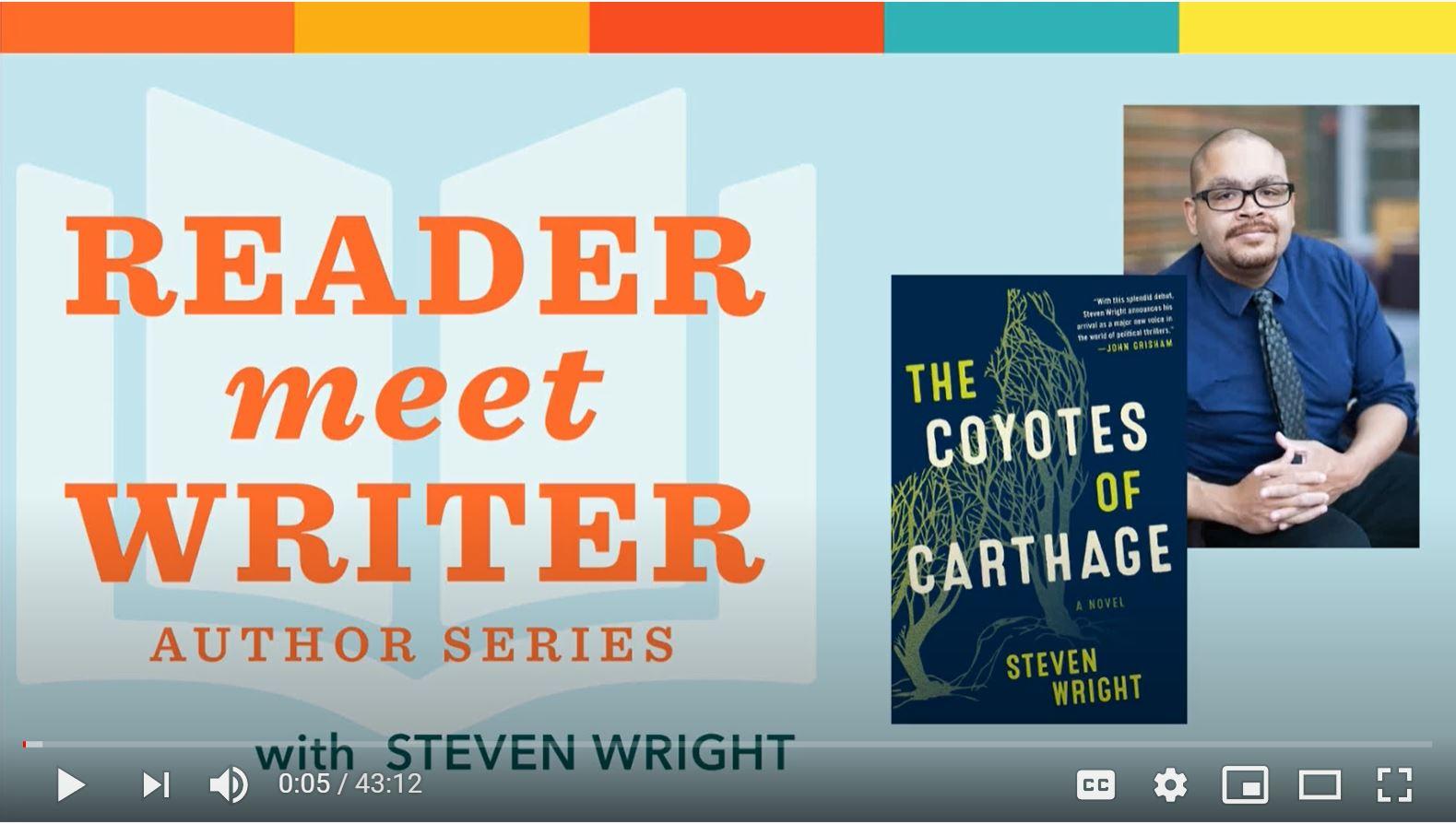 Reader Meet Writer