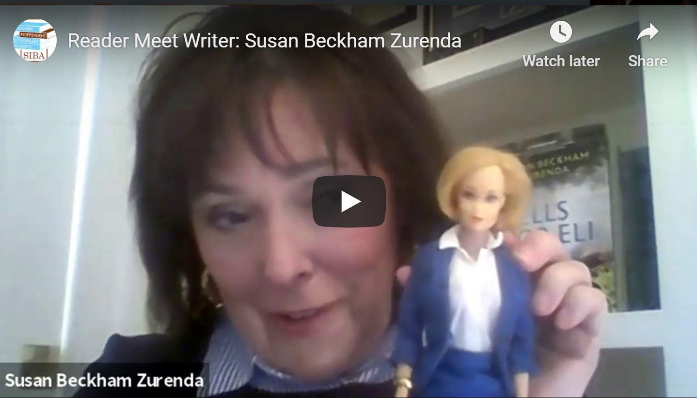 Reader Meet Writer: Susan Beckham Zurenda