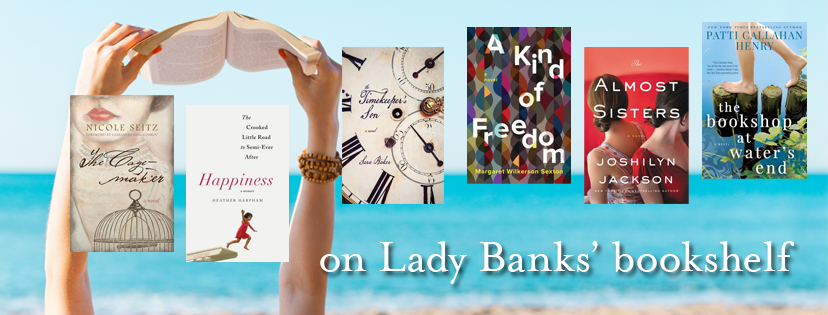 Lady Banks Bookshelf on Facebook