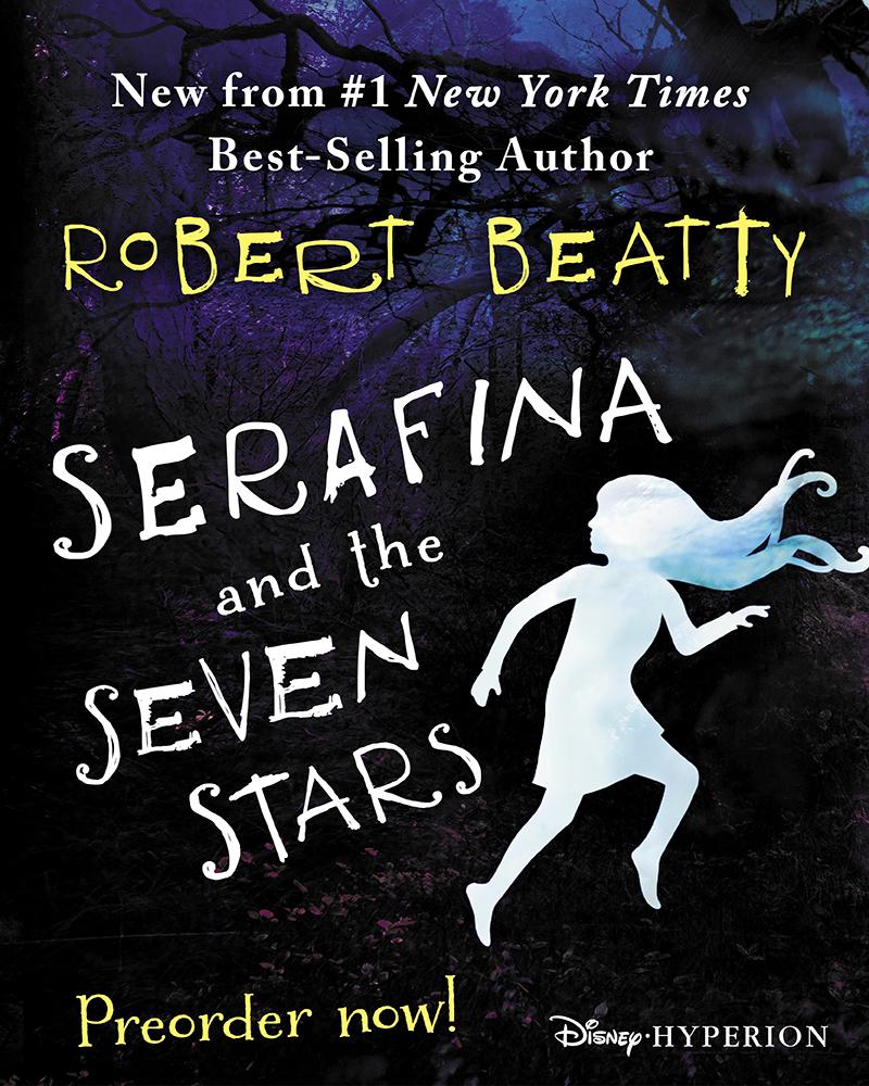 Serafina and the Seven Stars Pre-Order Campaign