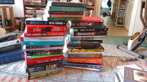 The Book Pile!