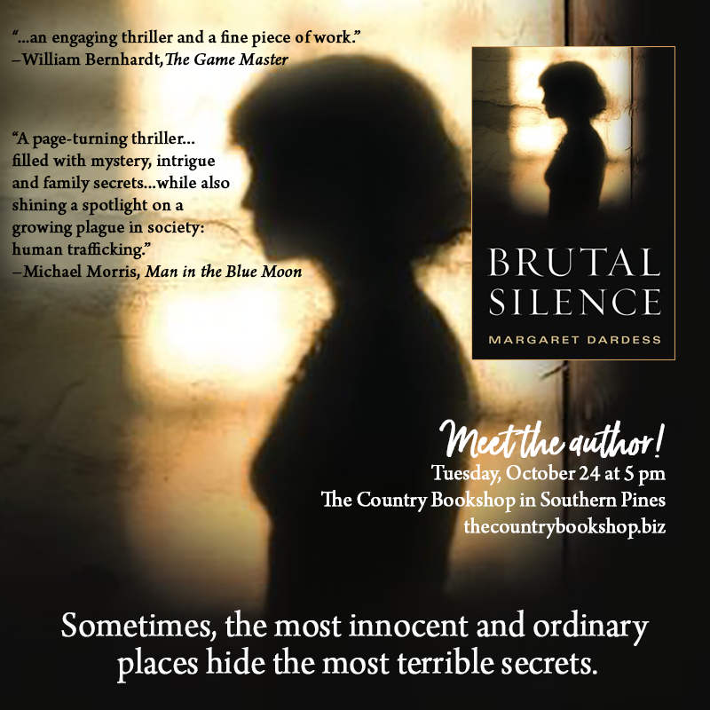Brutal Silence by Margaret Dardess