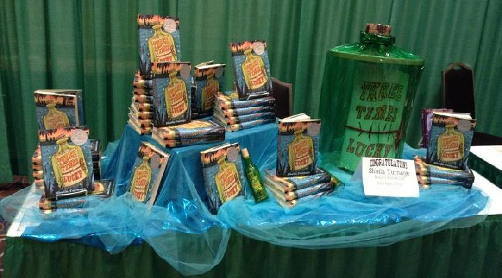 The Southern Book Prize Table Display Contest ~ Previous Contestants