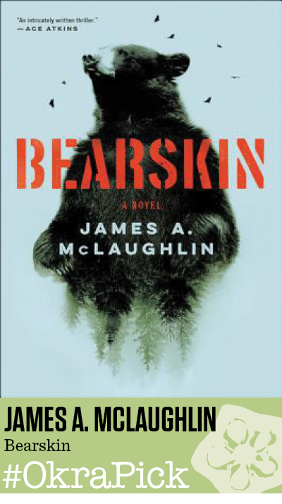 "Bearskin by James A. McLaughlin  A gritty and captivating debut about a caretaker of an Appalachian nature preserve who gets embroiled in a dangerous bear-poaching scheme—for fans of Smith Henderson, Ron Rash, and Daniel Woodrell  Rice Moore is just beginning to think his troubles are behind him. He's found a job protecting a remote forest preserve in Virginian Appalachia where his main responsibilities include tracking wildlife and refurbishing cabins. It's hard work, and totally solitary—perfect to hide away from the Mexican drug cartels he betrayed back in Arizona. But when Rice finds the carcass of a bear killed on the grounds, the quiet solitude he's so desperately sought is suddenly at risk.  More bears are killed on the preserve and Rice's obsession with catching the poachers escalates, leading to hostile altercations with the locals and attention from both the law and Rice's employers. Partnering with his predecessor, a scientist who hopes to continue her research on the preserve, Rice puts into motion a plan that could expose the poachers but risks revealing his own whereabouts to the dangerous people he was running from in the first place.  James McLaughlin expertly brings the beauty and danger of Appalachia to life. The result is an elemental, slow burn of a novel—one that will haunt you long after you turn the final page.  Bearskin by James A. McLaughlin Ecco Press | 9780062742797 | $26.99 | June 2018  buy from an indie  Best Beach Ever by Wendy Wax  Best Beach Ever by Wendy Wax  Hoping for smooth sailing the ladies of Ten Beach Road confront choppy seas...  Forced to rent out or lose their beloved Bella Flora after the loss of their renovation-turned-reality-TV show Do Over, Maddie, Nikki, Avery, Kyra, and Bitsy move into cottages at the Sunshine Hotel and Beach Club believing the worst is over. Only to discover just how uncertain their futures really are.  Maddie struggles with the challenges of dating a rock star whose career has come roaring back to life while Nikki faces the daunting realities of mothering twins at forty-seven. Avery buries herself in a tiny home build in an attempt to dodge commitment issues, and Kyra battles to protect her son from the Hollywood world she once dreamed of joining. And Bitsy is about to find out whether the rewards of seeking revenge will outweigh the risks.  Luckily, when the going gets tough, the ladies of Ten Beach Road know that their friendship—tried and tested—can chase away the darkest clouds and let the sun shine in...  Best Beach Ever by Wendy Wax Berkley Books | 9780399584411 | 16.00 | May 2018  buy from an indie  Country Dark by Chris Offutt  Country Dark by Chris Offutt  Chris Offutt's long-awaited return to fiction after nearly two decades, Country Dark is a fierce noir-inflected novel about a good man pushed by circumstance into crime.  Chris Offutt is an outstanding literary talent, whose work has been called ""lean and brilliant"" (The New York Times Book Review) and compared by reviewers to Tobias Wolff, Ernest Hemingway, and Raymond Carver. He's been awarded the Whiting Writers Award for Fiction/Nonfiction and the American Academy of Arts and Letters Fiction Award, among numerous other honors. His first work of fiction in nearly two decades, Country Dark is a taut, compelling novel set in rural Kentucky from the Korean War to 1970.  Tucker, a young veteran, returns from war to work for a bootlegger. He falls in love and starts a family, and while the Tuckers don't have much, they have the love of their home and each other. But when his family is threatened, Tucker is pushed into violence, which changes everything. The story of people living off the land and by their wits in a backwoods Kentucky world of shine-runners and laborers whose social codes are every bit as nuanced as the British aristocracy, Country Dark is a novel that blends the best of Larry Brown and James M. Cain, with a noose tightening evermore around a man who just wants to protect those he loves. It reintroduces the vital and absolutely distinct voice of Chris Offutt, a voice we've been missing for years.  Country Dark by Chris Offutt Grove Press 