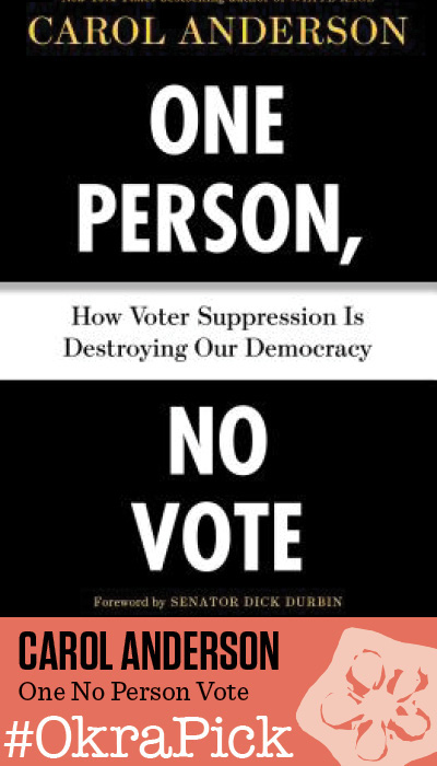 One Person, One Vote by Carol Anderson