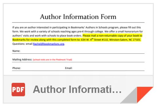 Author Information Form