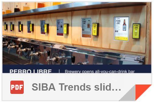 SIBA Trends Slide Show