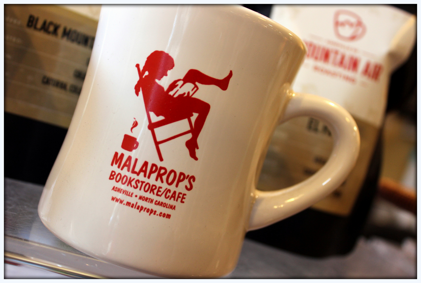 Malaprop's Mug