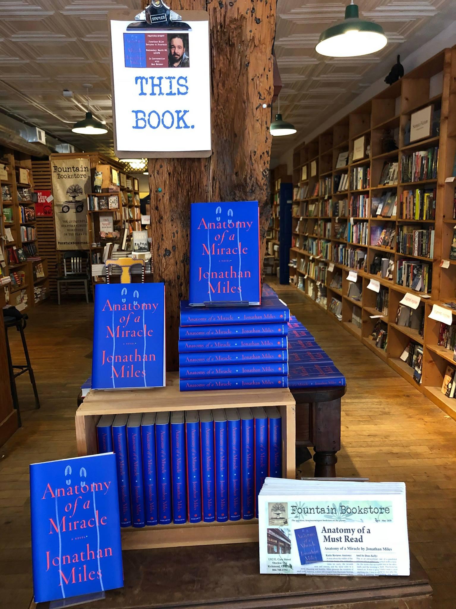 Fountain Bookstore