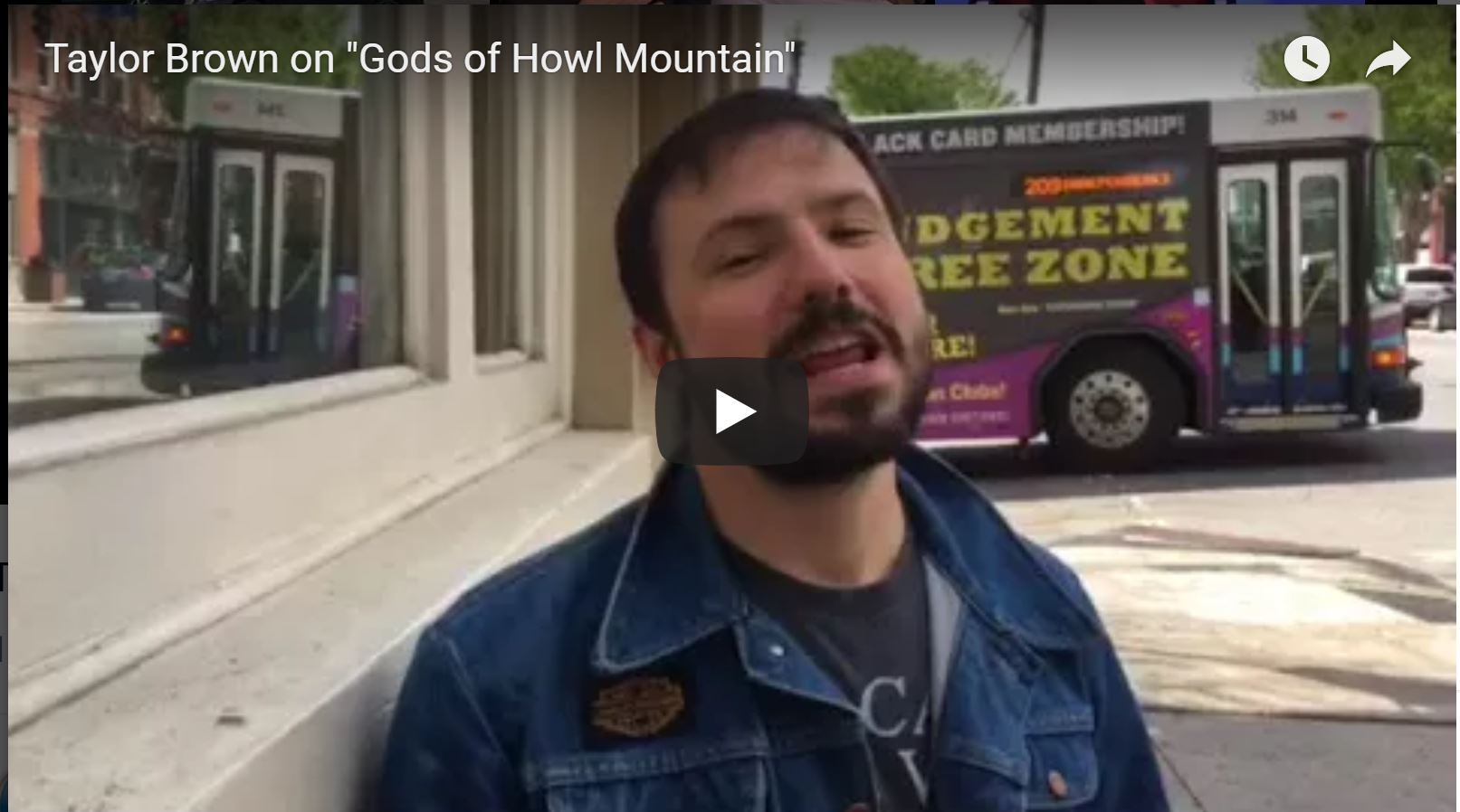 The Gods of Howl Mountain