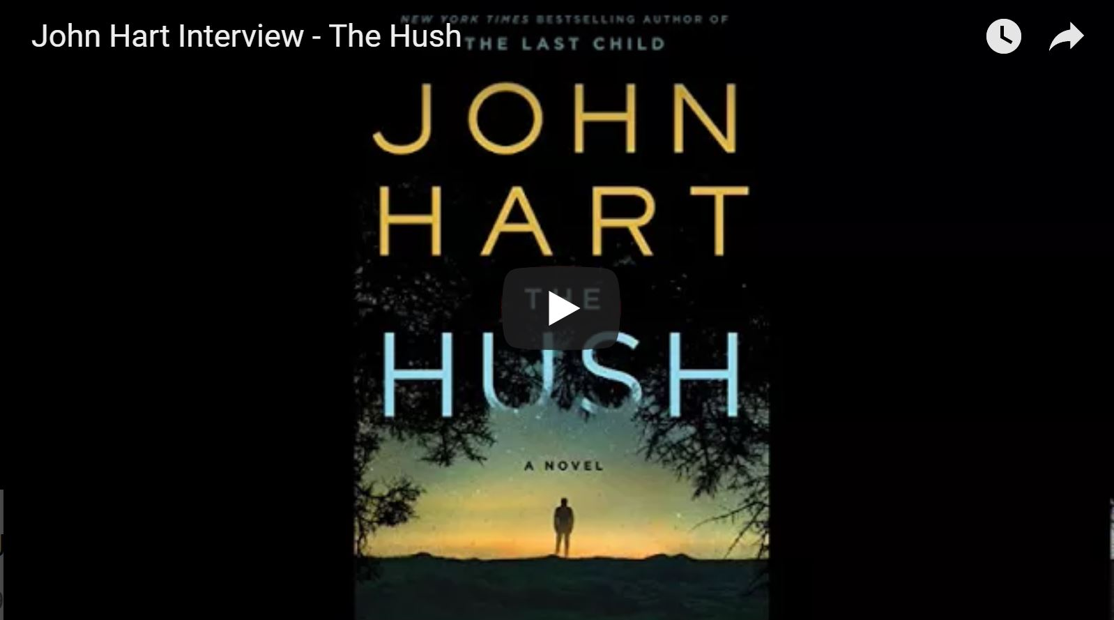 Interview with John Hart