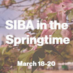 SIBA in the Springtime
