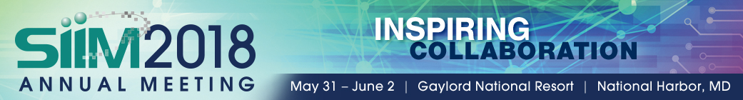 2018 SIIM Imaging Informatics Professional Bootcamp - Society for ...