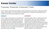 RVCF Career Center