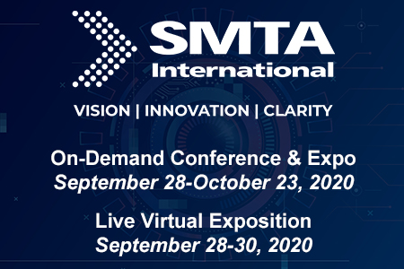 Save the Date for SMTA International