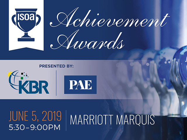 2019 ISOA Achievement Awards