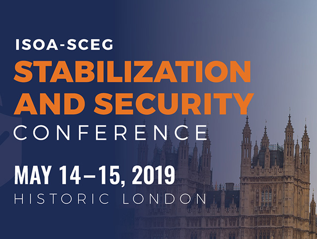 2019 ISOA London Conference