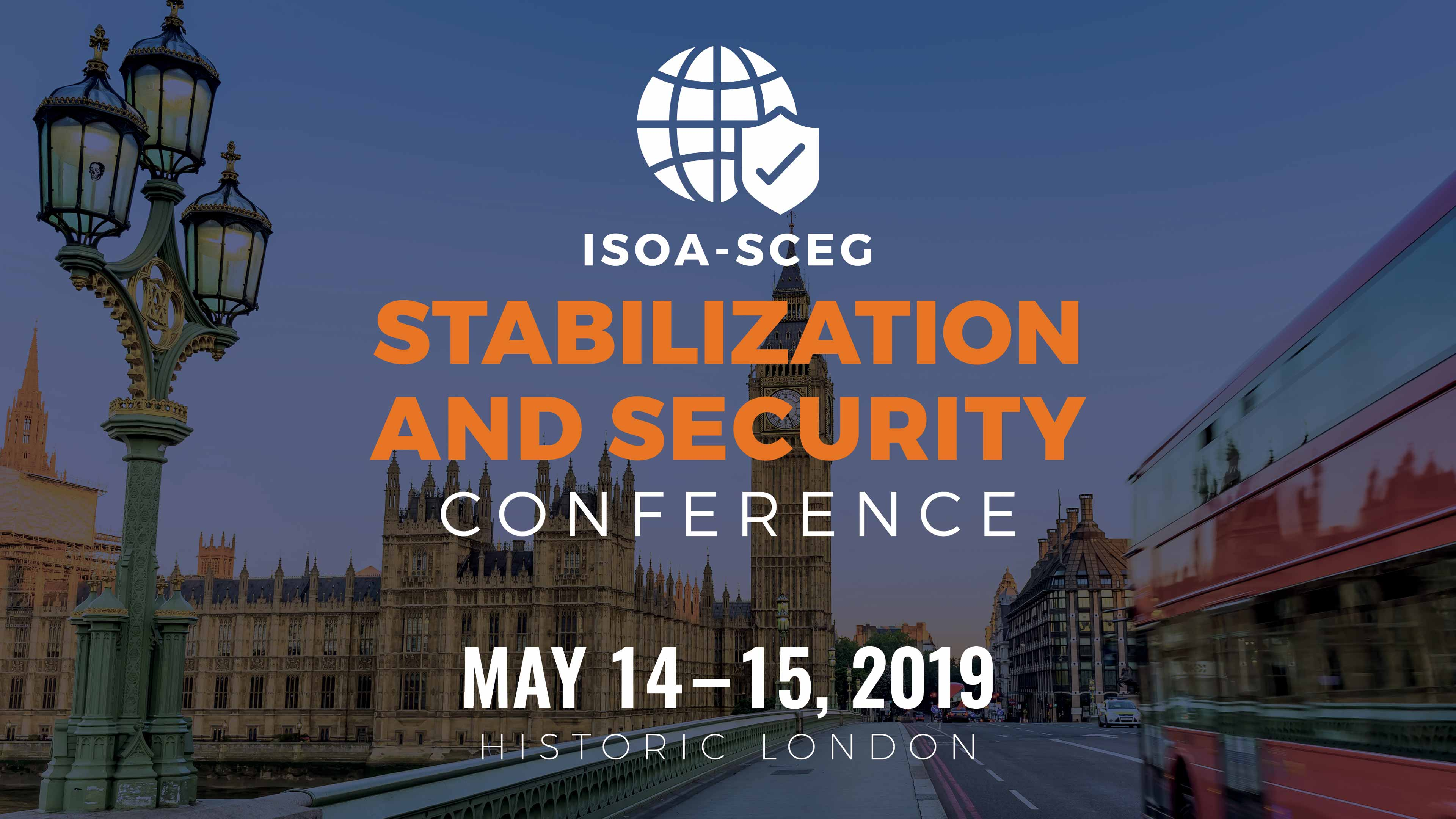 ISOA London Conference - May 14-19, 2019