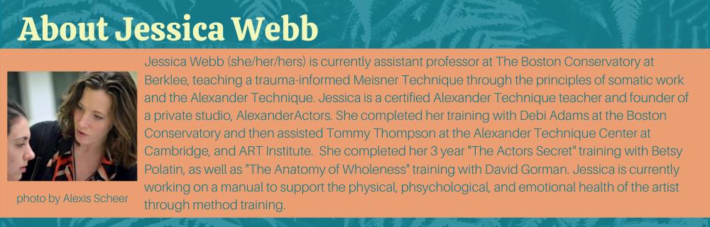 Jessica Webb Bio