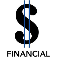 Financial Logo, Dollar Sign