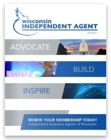 IIAW Wisconsin Independent Agent Magazine Cover