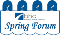 2017 BHC Spring Forum - Total Worker Health: Missing Pieces to the Employee Well-being Puzzle