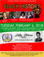 Black History & Home Chapter Appreciation Event