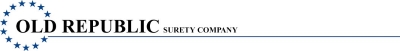 Old Republic Surety Company logo