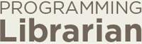 Programming Librarian Webinar - Conversation Café (Part 3 of 3 of a series)