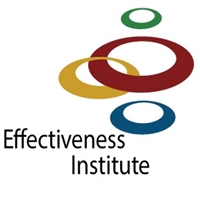 Effectiveness Institute Webinar - Three Steps to Thriving in Chaos